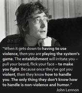 17 Zitate von John Lennon, die Ihnen das Leben beibringen   – Inspiration