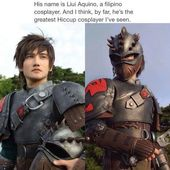 Hiccup Cosplay – #cosplay #Hiccup