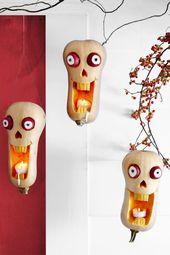 40 kreative Halloween-Kürbis-Schnitzideen – Dekorations Design