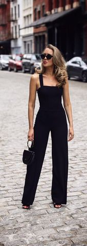 30+ Cute jumpsuit outfits for women for a stylish summer