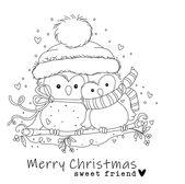 US $2.0 |Frohe Weihnachten Transparent Klar Silikon Stempel Dichtung für DIY scrapbooking fotoalbum Dekorative klare stempel-in Stempel aus Heim und Garten bei AliExpress