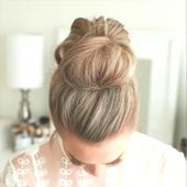 Messy buns for life! - hair