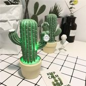 Cactus night light for bedroom cactus night light for bedroom