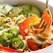 Spring Roll Bowls – Clean Eating Recipes