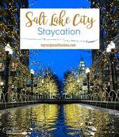 Salt Lake City Aufenthalt – Staycation Ideas ⚓️