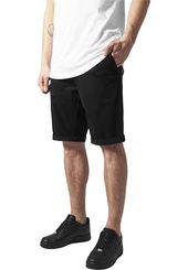 Urban Classics Chino Shorts Herren, Schwarz, Größe 42 – Products