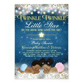 Baby Showers Twinkle Twinkle Twinkle Little Star Gender Reveal