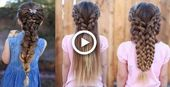 12 Gorgeous Hairstyles for Little Girls  Lazy Hairstyle Ideas,  #Girls #Gorgeous...,  #Girls ...