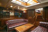 Luxury yacht Merrymaid – Interior