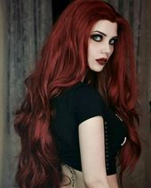 ▷ 1001+ ideas for red-brown hair – shine in a new look