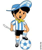 Mascot 1978 Gauchito World Cup Logo World Football Mascot
