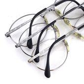 Oval eyeglass frames | 90s vintage glasses – Optical Frames / Eyeglasses – #90s … – Brillen Modelle