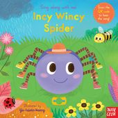 Baby Ilustration Nosy Crow | Sing Along With Me! Incy Wincy Spider book