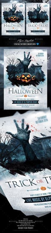 party-flyer-template-halloween-party-flyer-template 25+ - halloween party flyer