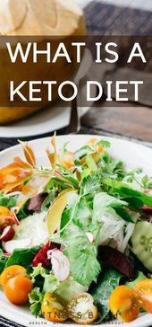 Comprender la dieta ceto para principiantes. ¿Qué es una dieta cetogénica y cómo funciona?
