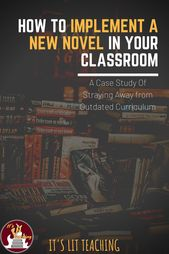 Are you instructing an previous and outdated curriculum? Questioning about making a change…