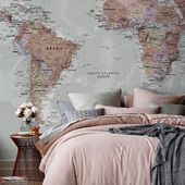 Wallpaper trend: girls, wallpapering is back in! | COSMOPOLITAN