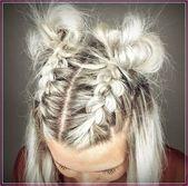 Meilleures coiffures courtes simples qui peuvent vous inspirer | # kurzhaarfrisuren2019 #frisuren #end coiffures #nouvelles coiffures