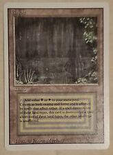 Bayou Ex Condition Revised Authentic Dual Land Magic Mtg Card One Owner Magic The Gathering Dual Lands Magic The Gathering Cards