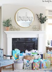 Baby Shower Haul Baby Shower - Food, Decorations, Games, & Gift Ideas