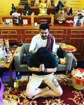 Protégé par le Seigneur Bouddha Sak Yant Maître thaïlandais Pour les réservations / demandes de renseignements, veuillez vous …   – Tattoo Ideas