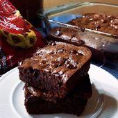 Perfect Fudgy Brownies Recipe
