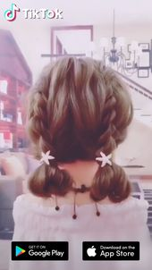 New year, new #hairstyle! Download #TikTok today to find more amazing videos. A…