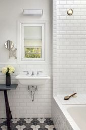 How to Make a Subway Tile Shower and Other Home Projects