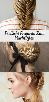 Festive Hairstyles For Re-styling