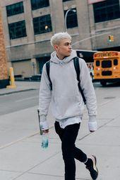 Der beste Street Style der New York Fashion Week: Herren – tat lion