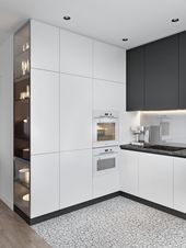✔ 38 attractive modern kitchen design you must see today 10
