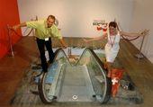 """Artist : Nicholas Arndt """"3D"""" Chalk Art   – wow"""