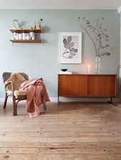 Interview und Homestory mit Daniela aka Wunderblumen   – Interior – Wohnzimmer