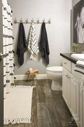 4 Tips for Creating a Budget-Friendly Boho Farmhouse Bathroom Makeover