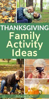 26 Familienspaßideen zum Erntedankfest   – Gentle Parenting