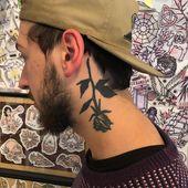 Geheilt rose #tattoo #tattoos #traditionaltattoo #traditionalartist #oldschoo …