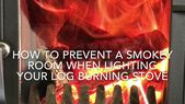 How to Stop Smokey Rooms When Lighting Your Log Bu…