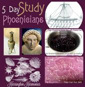 5 Day Phoenician Research
