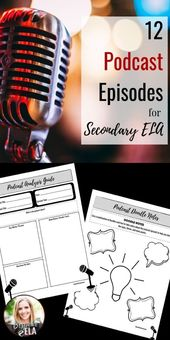12 Podcast Episodes for Secondary ELA — Bespoke ELA
