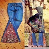 Moonbeams and Mayhem Online Hippie, Bohemian Clothing and accessories – Moonbe… – Handarbeit ideen