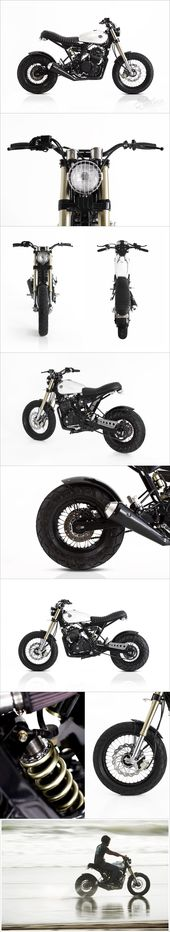 Honda NX650 – der & # 39; Meister & # 39;   – Moto