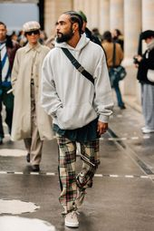 Der beste Street Style der Paris Fashion Week – Men Fashion Factory