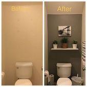 +39 Half Bathroom Ideas Small Decor Powder Rooms – the Conspiracy – apikhome.com…