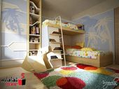 Photo of You will need ideas for designing children's bedrooms colors …