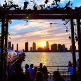 City Vineyard Wine Garden At Pier 26 Restaurant New York Ny Opentable