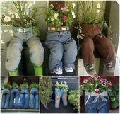Alte Jeans verarbeiten – aus alt mach neues