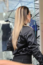 Well, Khloe Kardashian's Hair Is Looking Calm, Cool and Collected, At Least