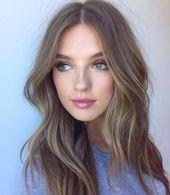 Aqui estão as melhores cores de cabelo para uma pele clara   – Brown Things