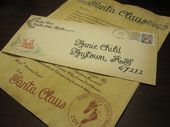 Baby's First Christmas Letter from Santa Claus on Vintage paper – Baby's first Christmas – Christmas – Santa Letter – Baby – Baby Keepsake – Ideas!