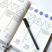 15 Weekly Bullet Journal Layout-Ideen zu gut, um sie zu verpassen – sie hat versucht, was